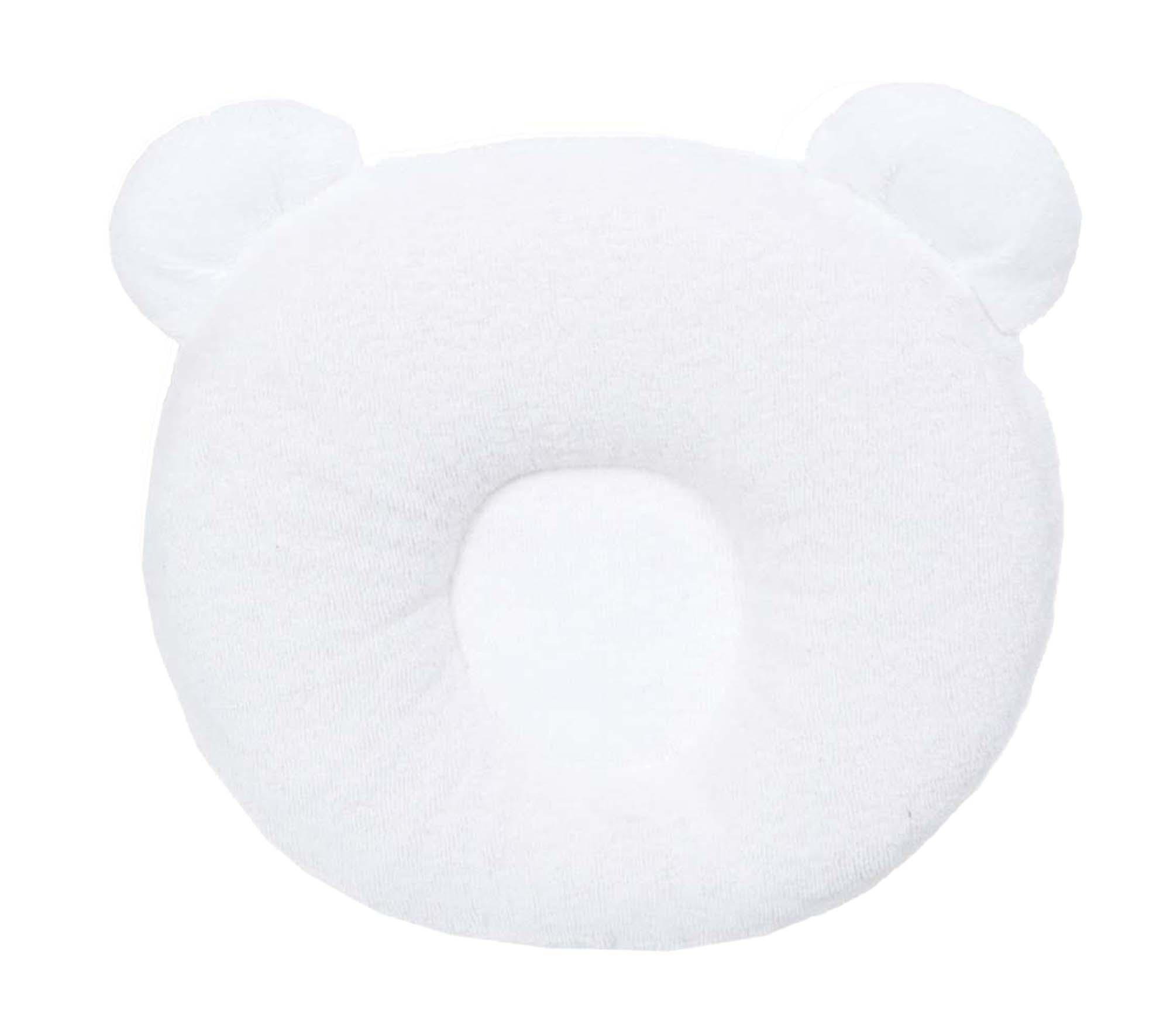 P 39 tit panda blanc candide for Plat kussen