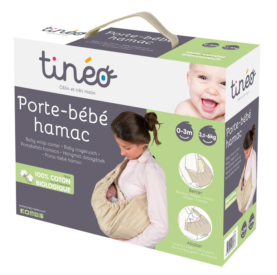 Porte bébé hamac Bien-être - Candide