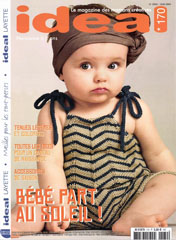 Ideal Layette - avril 2016